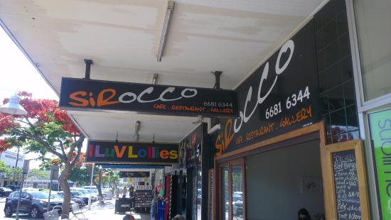 Sirocco Cafe and Gallery - Victoria Tourism