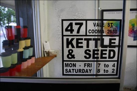 Kettle  Seed Cafe and Coffee Roaster - Victoria Tourism