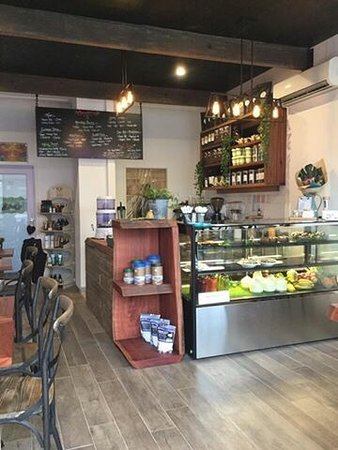 Rawsome Earth Cafe - Victoria Tourism