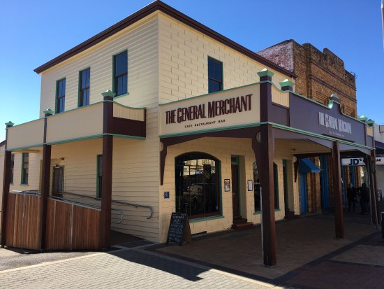 The General Merchant - Victoria Tourism