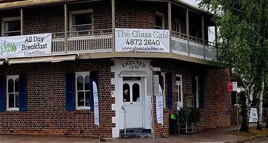 The Glass Cafe - Victoria Tourism