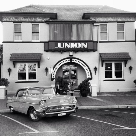 The Union Bar Inverell - Victoria Tourism