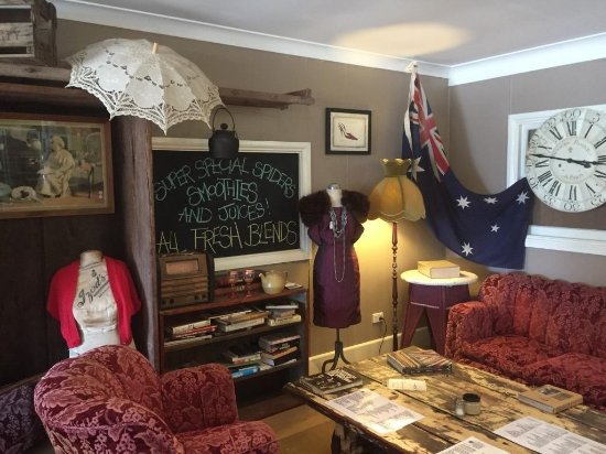 Aussie Outback Wares and Cafe - Victoria Tourism