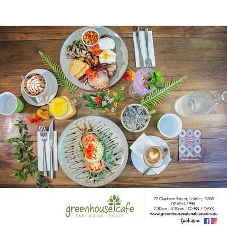 Greenhouse Cafe Nabiac - Victoria Tourism