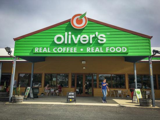 Oliver's Real Food - Victoria Tourism