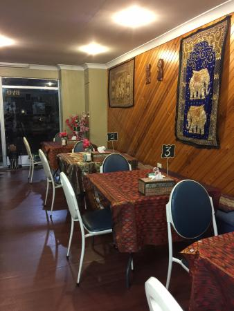 Thai House restaurant - Victoria Tourism