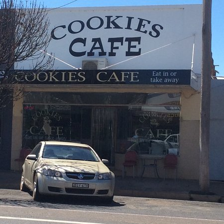 Cookies Cafe - Victoria Tourism