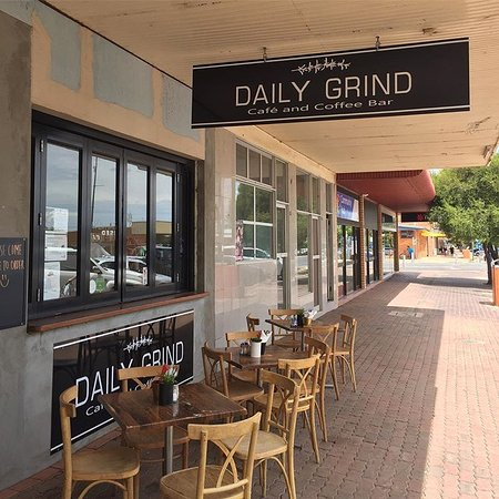 Daily Grind - Victoria Tourism