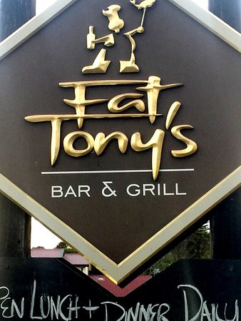 Fat Tony's Bar  Grill - Victoria Tourism