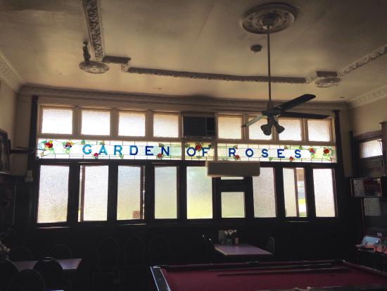 Garden of Roses Cafe - Victoria Tourism