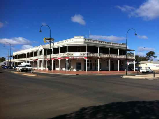 Great Western Cobar Hotel-Motel - Victoria Tourism