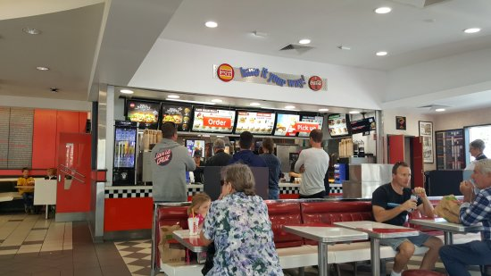 Hungry Jack's - Victoria Tourism