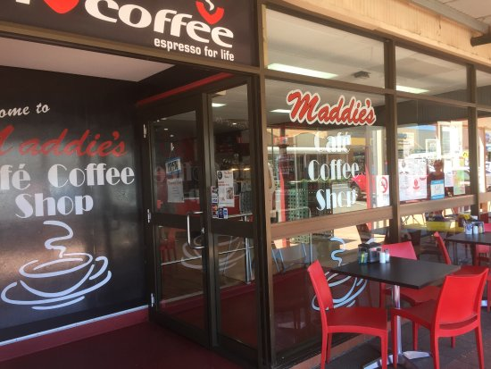 Maddie's Cafe Coffee Shop - Victoria Tourism