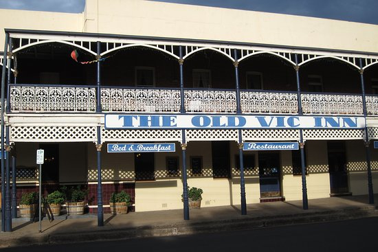 The Old Vic Inn Canowindra - Victoria Tourism