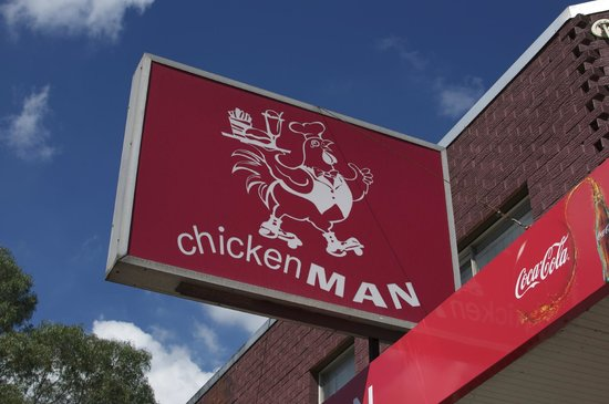 Chicken Man - Victoria Tourism