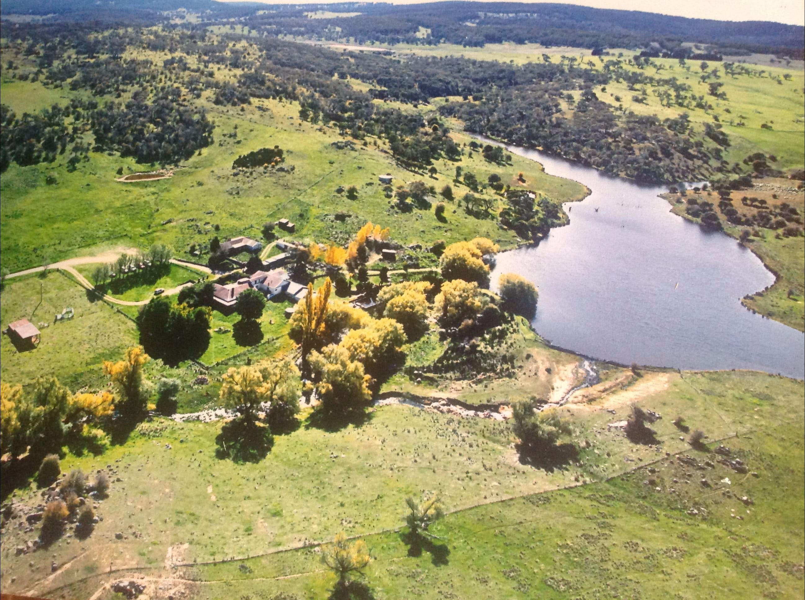 Eucumbene Trout Farm - Victoria Tourism
