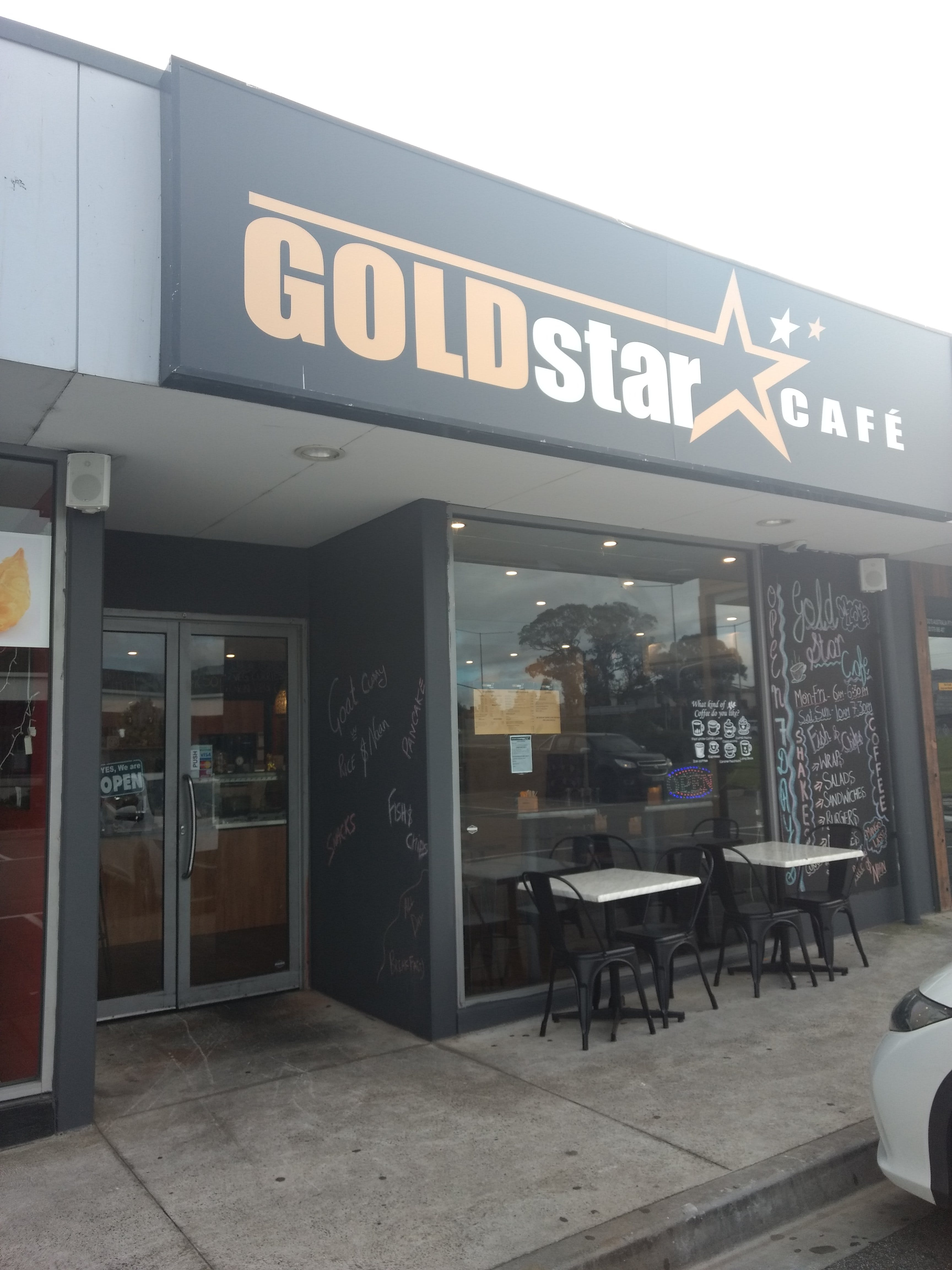Gold Star Cafe - Victoria Tourism