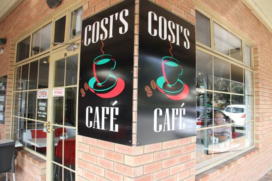Cosis Cafe - Victoria Tourism