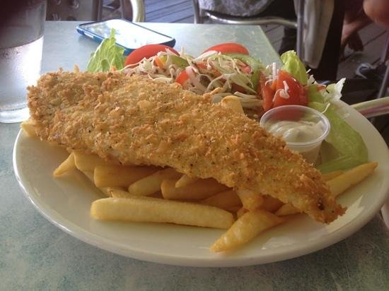 Flying Fish Point Cafe - Victoria Tourism