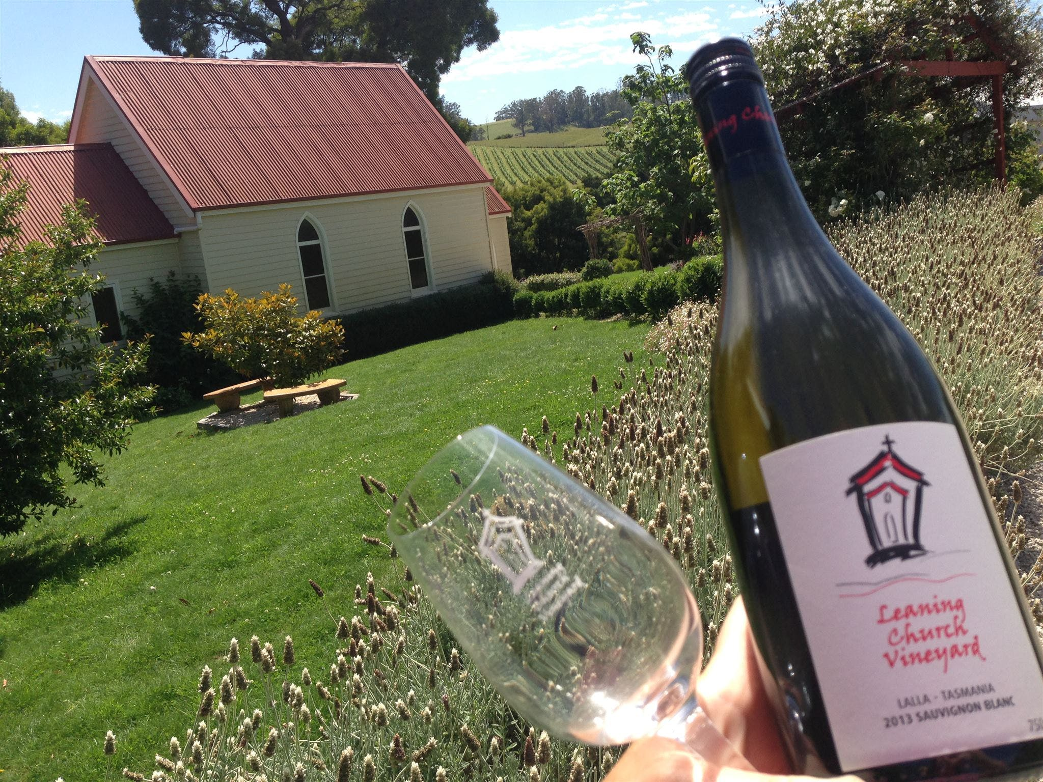 Leaning Church Vineyard - Victoria Tourism