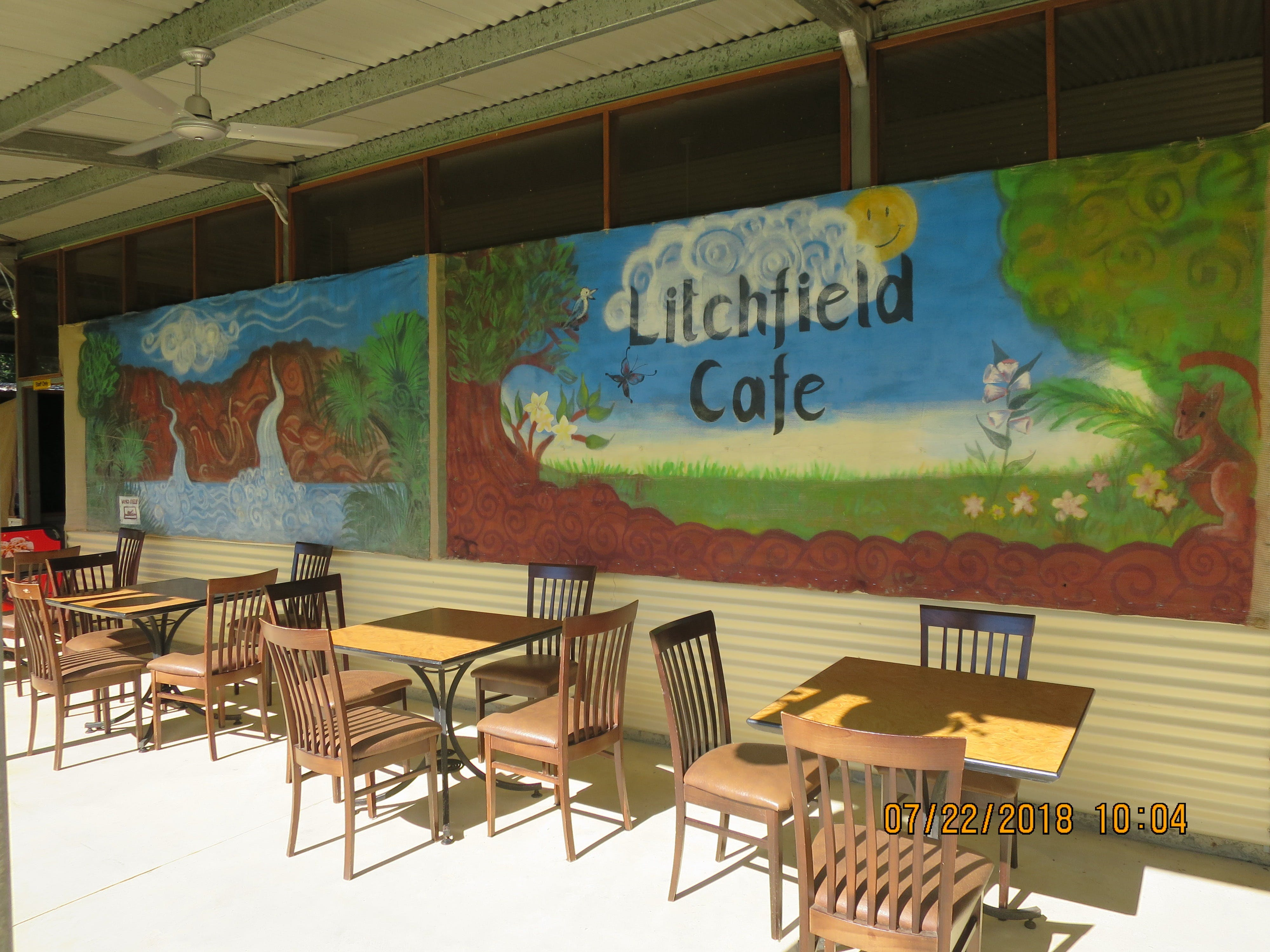 Litchfield Cafe - Victoria Tourism