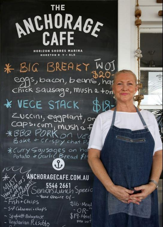 The Anchorage Cafe - Victoria Tourism