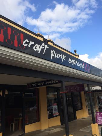 Craft Punk Espresso - Victoria Tourism