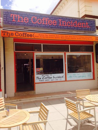The Coffee Incident - Victoria Tourism