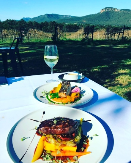 Mount Broke Wines Restaurant - Victoria Tourism