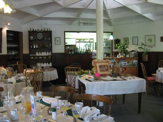 Daintree Tea House Restaurant - Victoria Tourism