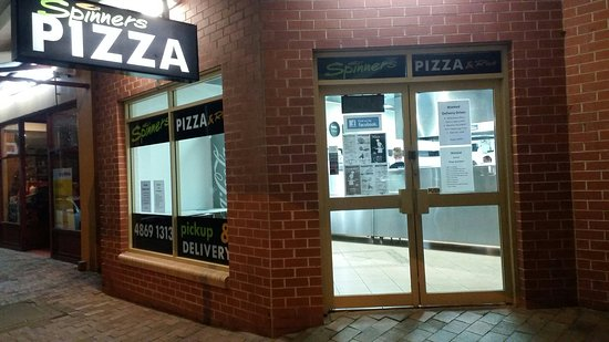 Spinners Pizza - Victoria Tourism