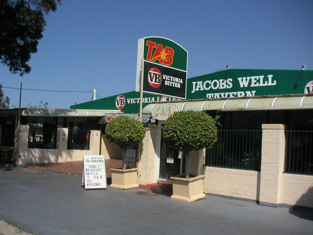 Jacobs Well Bayside Tavern - Victoria Tourism