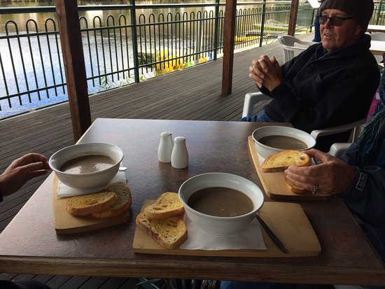 Boat Shed Cafe - Victoria Tourism
