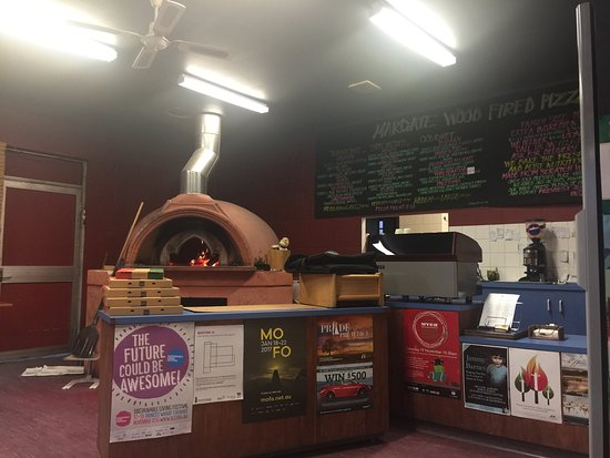 Margate Wood Fired Pizza - Victoria Tourism