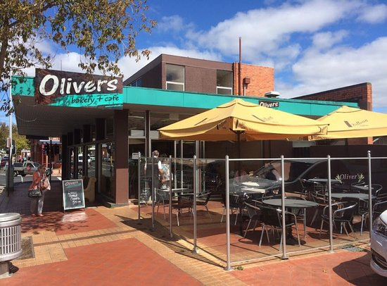 Olivers Bakery  Cafe - Victoria Tourism