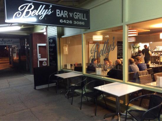 Belly's Bar  Grill - Victoria Tourism