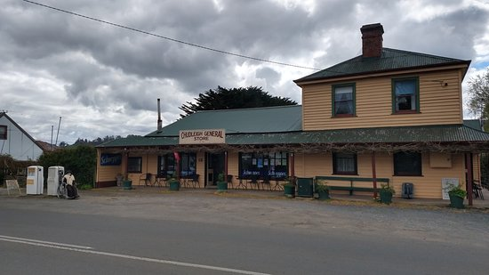 Chudleigh General Store and Cafe - Victoria Tourism