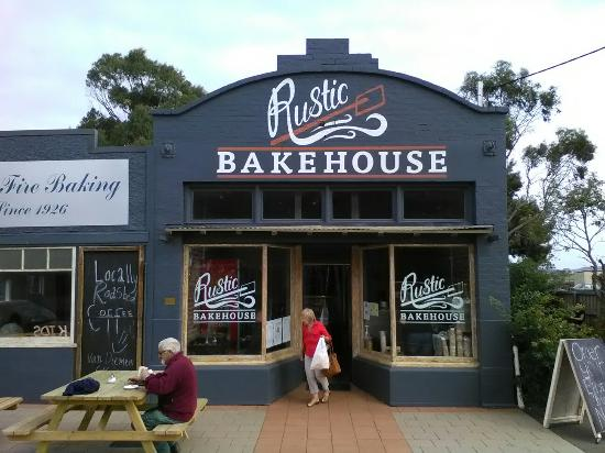 Rustic Bakery - Victoria Tourism
