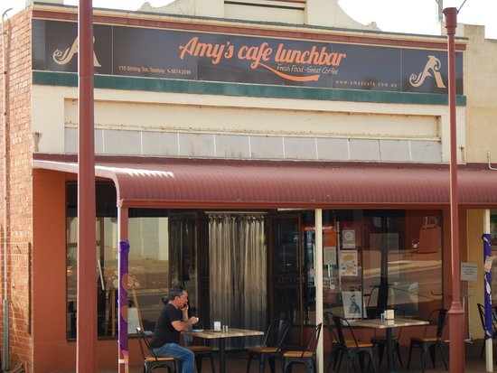 Amy's Cafe Lunchbar - Victoria Tourism
