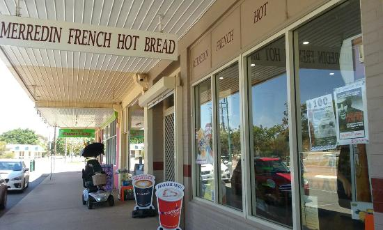 Merredin French Hot Bread Shop - Victoria Tourism