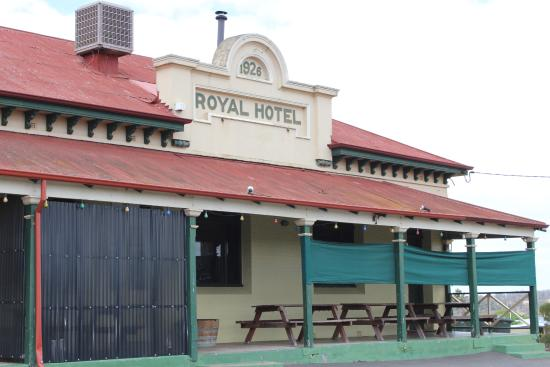 Royal Hotel - Victoria Tourism