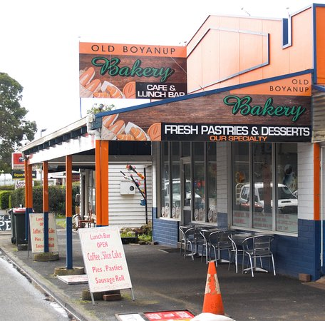The Old Boyanup Bakery Cafe - Victoria Tourism