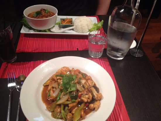 Wild Ginger Thai - Victoria Tourism