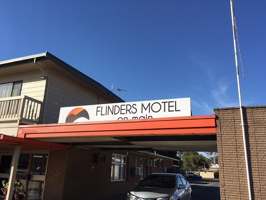 Flinders Motel On Main - Victoria Tourism