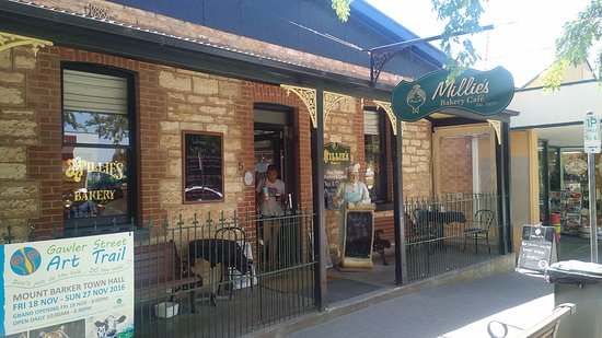 Millie's Bakery - Victoria Tourism