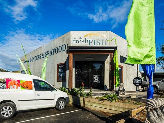 The Fresh Fish Place - Factory Direct Seafood - Victoria Tourism