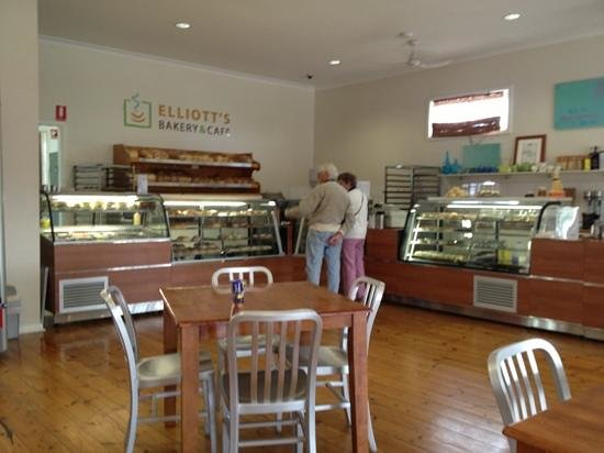 Elliott's Bakery  Cafe - Victoria Tourism