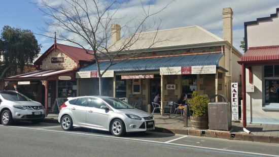 Jacks High Street Cafe  Bakery - Victoria Tourism
