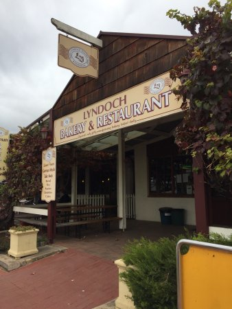 Lyndoch Bakery and Restaurant - Victoria Tourism