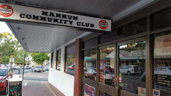 Mannum Community Club - Victoria Tourism